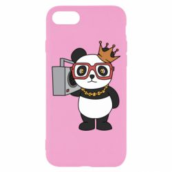 Чохол для iPhone 7 Cool panda