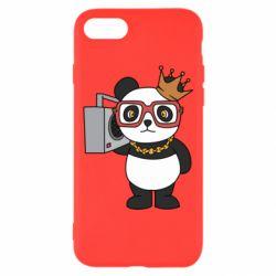 Чохол для iPhone 8 Cool panda