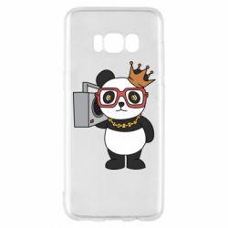 Чохол для Samsung S8 Cool panda