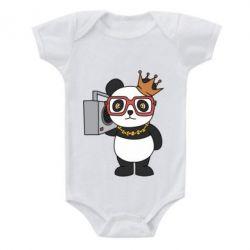 Дитячий бодік Cool panda