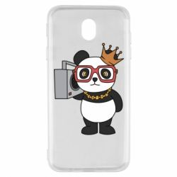 Чохол для Samsung J7 2017 Cool panda