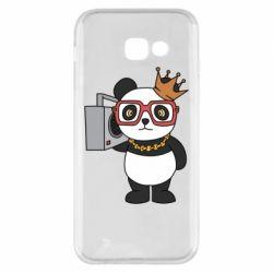 Чохол для Samsung A5 2017 Cool panda