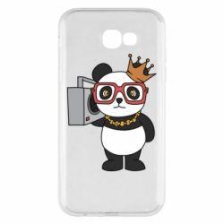 Чохол для Samsung A7 2017 Cool panda