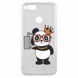 Чохол для Xiaomi Mi A1 Cool panda