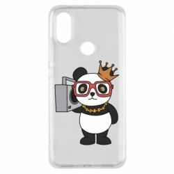 Чохол для Xiaomi Mi A2 Cool panda