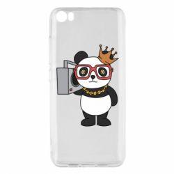 Чохол для Xiaomi Mi5/Mi5 Pro Cool panda