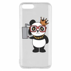 Чохол для Xiaomi Mi6 Cool panda