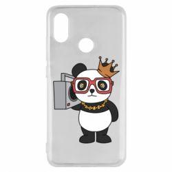 Чохол для Xiaomi Mi8 Cool panda