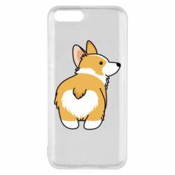 Чехол для Xiaomi Mi6 Corgi back