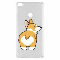 Чехол для Xiaomi Mi Max 2 Corgi back