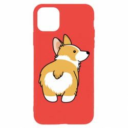 Чохол для iPhone 11 Pro Corgi back
