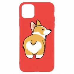 Чохол для iPhone 11 Pro Max Corgi back