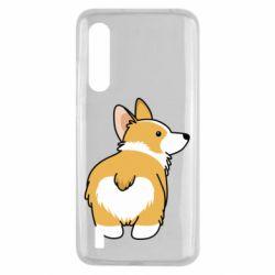 Чехол для Xiaomi Mi9 Lite Corgi back