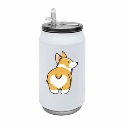 Термобанка 350ml Corgi back