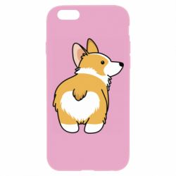 Чохол для iPhone 6 Plus/6S Plus Corgi back