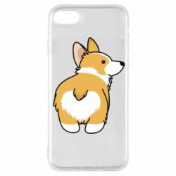 Чохол для iPhone 8 Corgi back