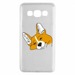 Чохол для Samsung A3 2015 Corgi is dozing