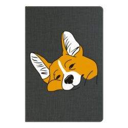Блокнот А5 Corgi is dozing
