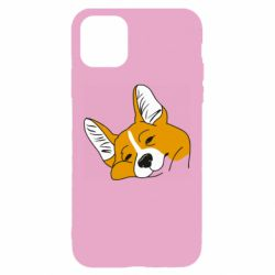 Чохол для iPhone 11 Corgi is dozing
