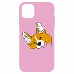 Чохол для iPhone 11 Pro Corgi is dozing