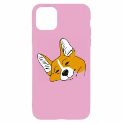 Чохол для iPhone 11 Pro Max Corgi is dozing
