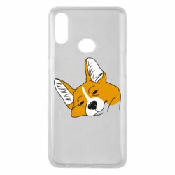 Чохол для Samsung A10s Corgi is dozing