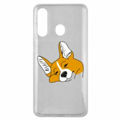 Чохол для Samsung M40 Corgi is dozing