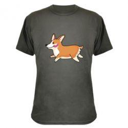 Камуфляжная футболка Corgi
