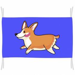 Флаг Corgi
