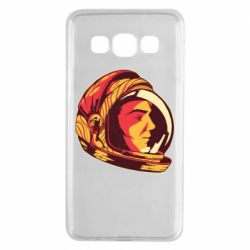 Чехол для Samsung A3 2015 Cosmonaut in a spacesuit
