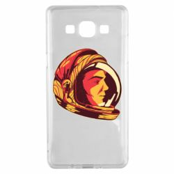 Чехол для Samsung A5 2015 Cosmonaut in a spacesuit