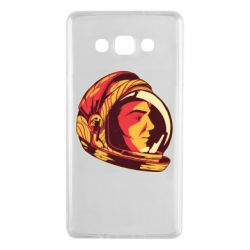 Чехол для Samsung A7 2015 Cosmonaut in a spacesuit