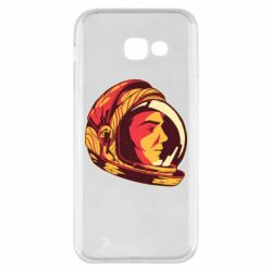 Чехол для Samsung A5 2017 Cosmonaut in a spacesuit