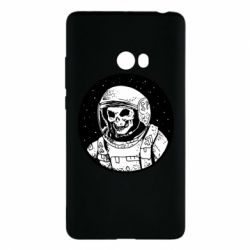Чохол для Xiaomi Mi Note 2 Cosmonaut skeleton - FatLine