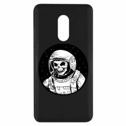 Чохол для Xiaomi Redmi Note 4x Cosmonaut skeleton - FatLine