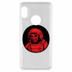 Чохол для Xiaomi Redmi Note 5 Cosmonaut skeleton - FatLine