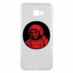 Чохол для Samsung J4 Plus 2018 Cosmonaut skeleton - FatLine