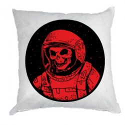 Подушка Cosmonaut skeleton - FatLine