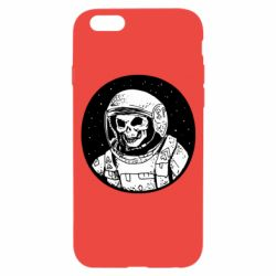 Чохол для iPhone 6/6S Cosmonaut skeleton - FatLine