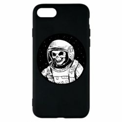 Чохол для iPhone 8 Cosmonaut skeleton - FatLine