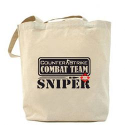 Сумка Counter Strike Combat Team Sniper - FatLine