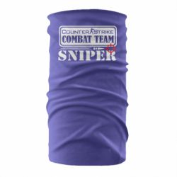 Бандана-труба Counter Strike Combat Team Sniper