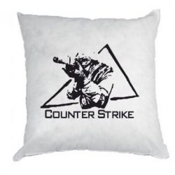 Подушка Counter Strike Gamer