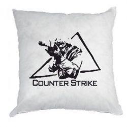Подушка Counter Strike Gamer - FatLine
