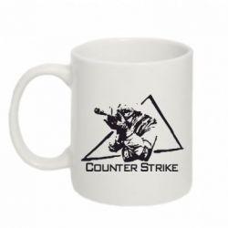 Купить Кружка 320ml Counter Strike Gamer, FatLine