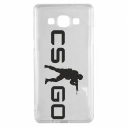 Чехол для Samsung A5 2015 Counter Strike GO