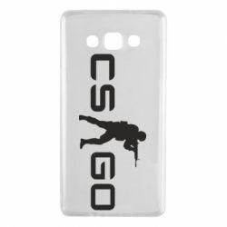 Чехол для Samsung A7 2015 Counter Strike GO