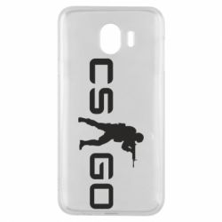Чехол для Samsung J4 Counter Strike GO