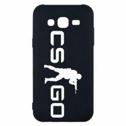 Чехол для Samsung J5 2015 Counter Strike GO