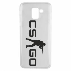 Чехол для Samsung J6 Counter Strike GO